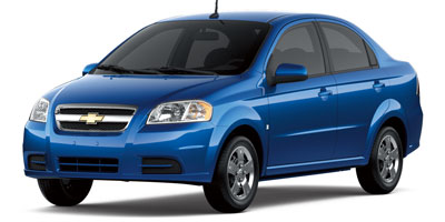 2009 Chevrolet Aveo Parts And Accessories Automotive