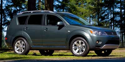 2009 Mitsubishi Outlander Parts And Accessories Automotive