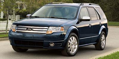 Ford Taurus Xmain Image