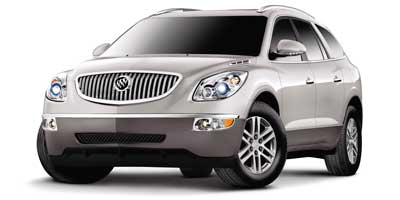 2009 Buick Enclave Parts and Accessories: Automotive
