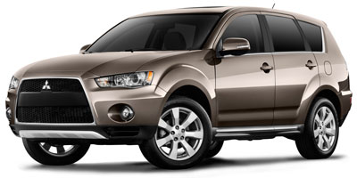 2010 Mitsubishi Outlander Parts and Accessories
