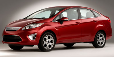 2013 Ford FiestaMain Image