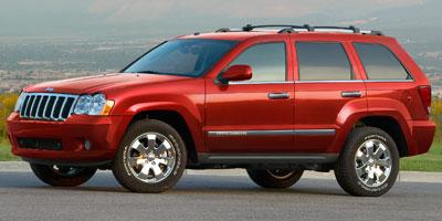 Captivating 2010 Jeep Grand Cherokee:Main Image