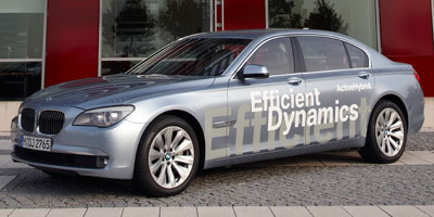 2011 BMW 750LiMain Image