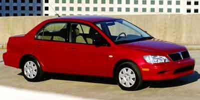 2003 Mitsubishi Lancer:Main Image