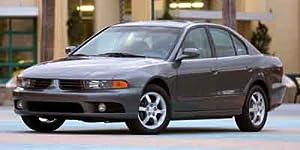 2002 Mitsubishi Galant:Main Image