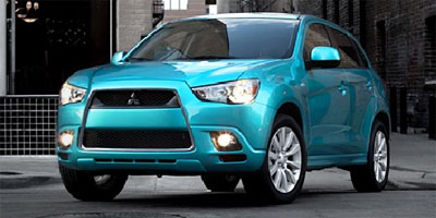 Awesome 2011 Mitsubishi Outlander Sport:Main Image
