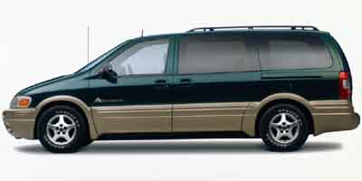 2002 Pontiac Montana:Main Image