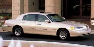 2002 Lincoln Town Car Parts and Accessories: Automotive: Amazon.com