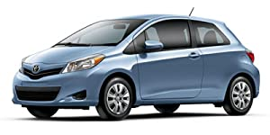2013 Toyota Yaris:Main Image