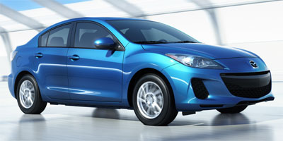 Attractive 2013 Mazda 3:Main Image
