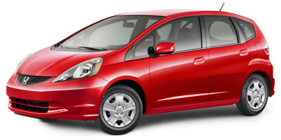 Charming 2013 Honda Fit:Main Image