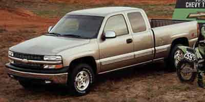2002 Chevy Truck Parts
