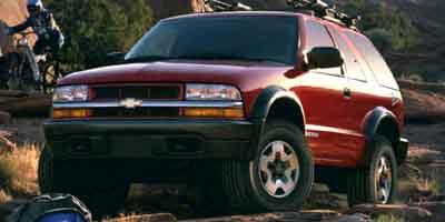 2003 Chevrolet Blazer Parts And Accessories Automotive Amazon Com