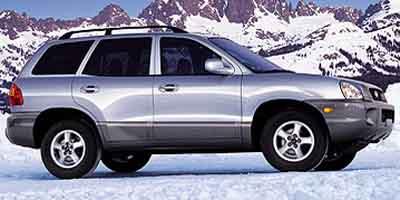 2002 Hyundai Santa Fe Parts And Accessories Automotive Amazon Com