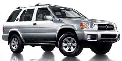 2002 Nissan PathfinderMain Image