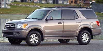 2002 toyota sequoia parts and accessories automotive. Black Bedroom Furniture Sets. Home Design Ideas