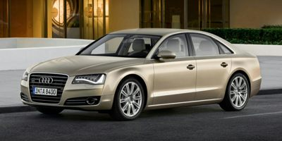 2014 Audi A8 Quattro Parts and Accessories: Automotive