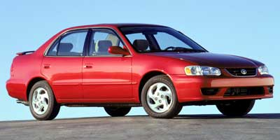 2002 Toyota Corolla Parts and Accessories: Automotive
