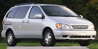 2002 Toyota Sienna Parts And Accessories Automotive Amazon Com