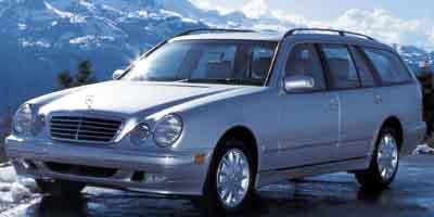 2003 Mercedes-Benz E320:Main Image