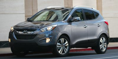 2014 Hyundai Tucson:Main Image