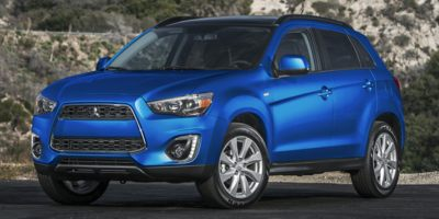 Good 2015 Mitsubishi Outlander Sport:Main Image