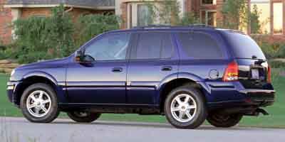 Oldsmobile Bravada 1996 Oldsmobile Bravada:main Image