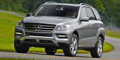 2014 Mercedes Benz ML350:Main Image