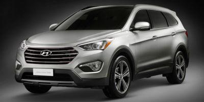 Delightful 2014 Hyundai Santa Fe:Main Image