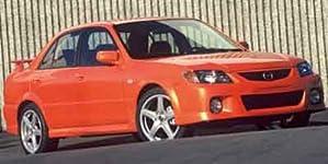 2003 Mazda Protege:Main Image