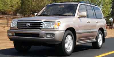 2003 Toyota Land Cruiser Parts and Accessories: Automotive: Amazon com