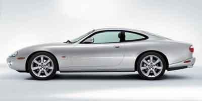 2003 Jaguar XK8:Main Image