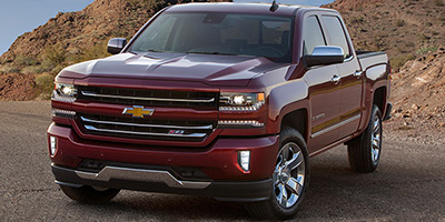 2018 Chevrolet Silverado 1500 Parts And Accessories Automotive
