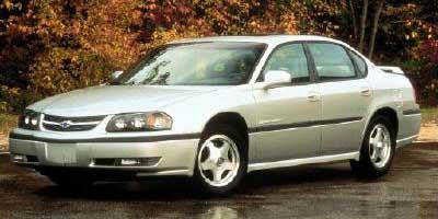 2000 chevrolet impala:main image