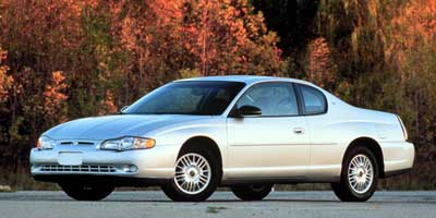 2000 Chevrolet Monte Carlo:Main Image