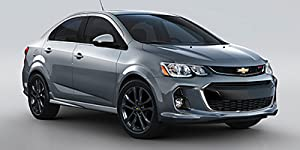 2017 Chevrolet Sonic Parts And Accessories Automotive