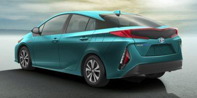 2017 Toyota Prius Prime:Main Image