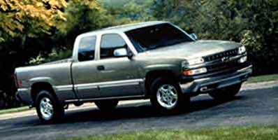 2000 Chevy Silverado Parts Used