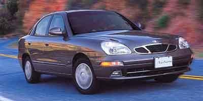 2000 Daewoo Nubira:Main Image