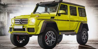 2018 Mercedes-Benz G550 4x4 Parts and Accessories: Automotive