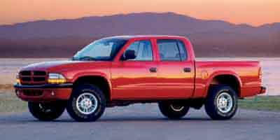 Cb on 2001 Dodge Dakota Sport Quad Cab V6