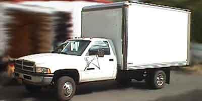 2001 Dodge Ram 2500:Main Image