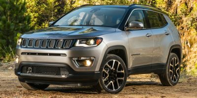 2018 Jeep Compass Trailhawk Accessories