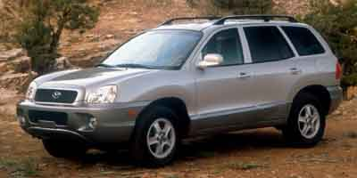 2003 Hyundai Santa Fe:Main Image