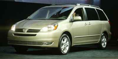 2004 Toyota Sienna:Main Image