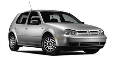 2004 Volkswagen Golf:Main Image