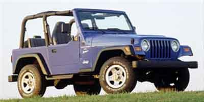 Amazing 2001 Jeep Wrangler:Main Image