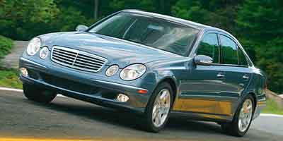 2004 Mercedes Benz E500:Main Image