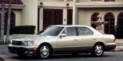 Lexus LS400 Parts and Accessories: Automotive: Amazon.com